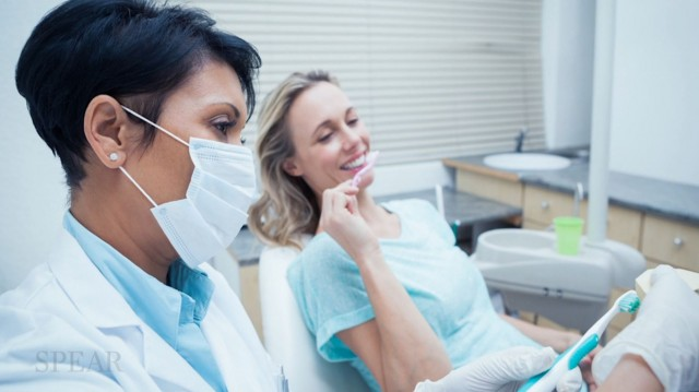 New Spear Online Course: Helping Patients Develop Effective Toothbrushing Habits