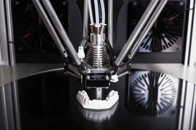 3D Printers in the Age of Digital Dentistry