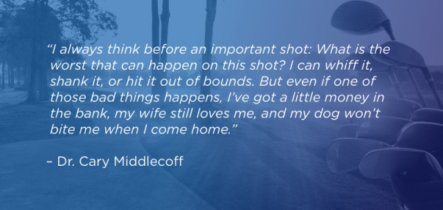 Who is Dr. Cary Middlecoff?