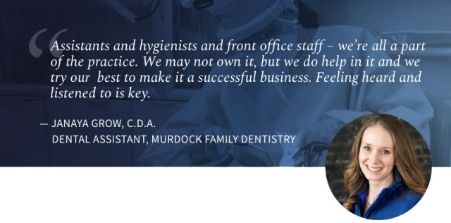 Practice Team Training Essentials – a Dental Assistant's Perspective